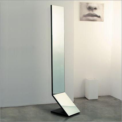 gallotti & radice zed floor mirror by ricardo bello dias