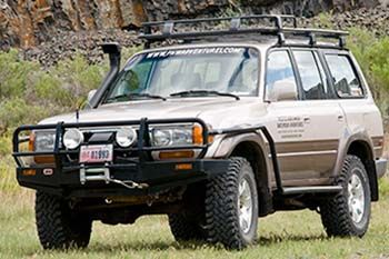 ARB 3411050 Deluxe Bar Toyota Land Cruiser 80 Series