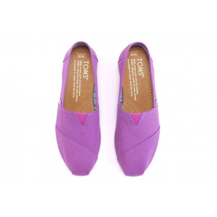 john-andy.com | Toms Dahlia Purple Alpargata Γυναικεία