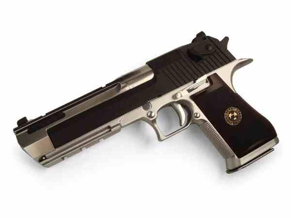 STARS desert eagle from Resident Evil, yuri custom guns