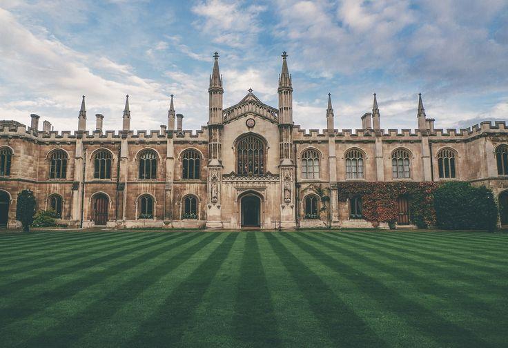 Cambridge University, England | Places to visit in Britain