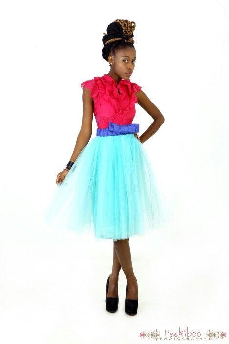 Dressed by boima