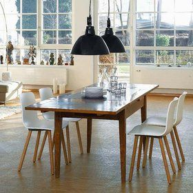 17 best images about deco estilo nordico on pinterest for Comedor estilo nordico