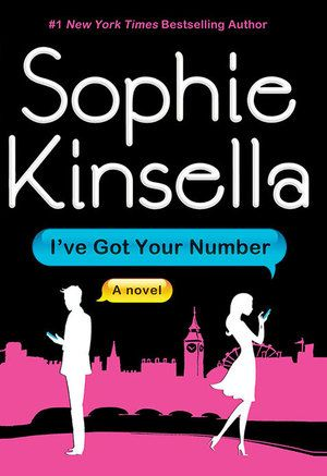 The Lone Reader: More Romance Mini Reviews: Backlist Titles | I've Got Your Number by Sophie Kinsella and The Thing About Jane Spring