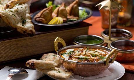 #Menu indiano per 2 persone al ristorante  ad Euro 39.90 in #Groupon #Restaurant1