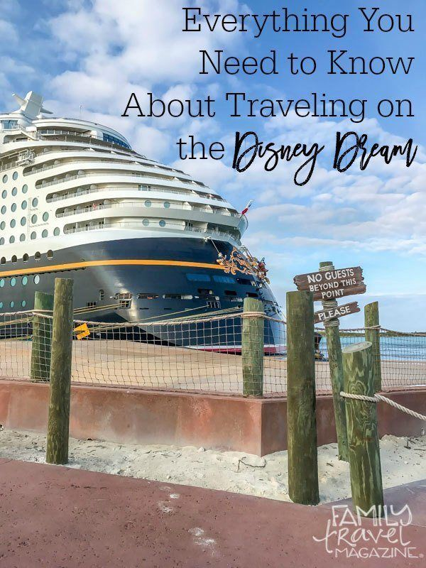Everything that you need to know about cruising on the Disney Cruise Line's Disney Dream, including food, activities, shows, and more.