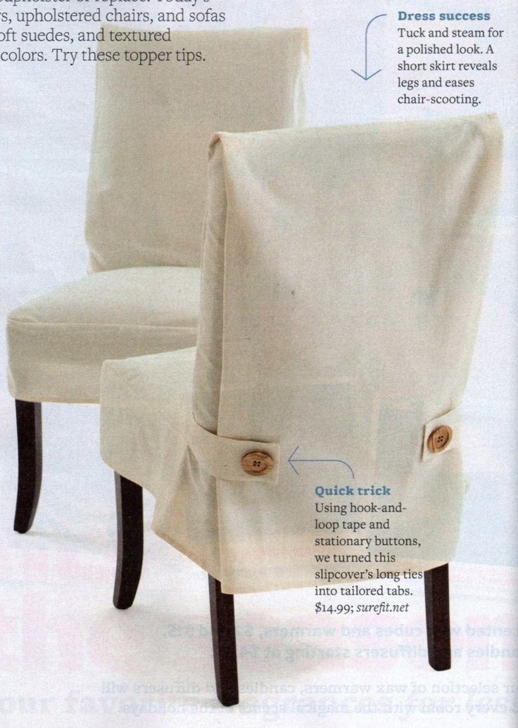 interesting chair cover. #ChairCovers