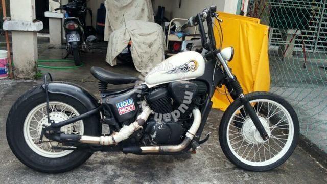 1992 Honda Shadow - Motorcycles for sale in Sepang, Selangor