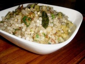 Sabudana Khichdi is a delicious recipe and is the ideal dish while fasting.   #SabudanaKhichdi
