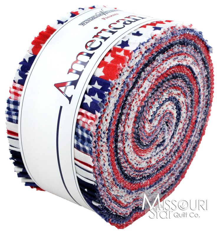 American Basics Jelly Roll From Missouri Star Quilt Co For