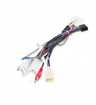 145a26fdd060e6b5d030ced166e49284 look on toyota 47 best xtrons car electronic accessories images on pinterest xtrons wiring harness at gsmx.co