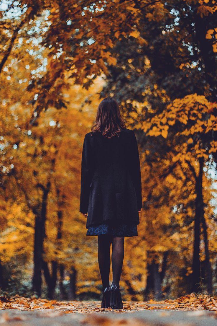 том, чистый фото спиной в осеннем лесу этой статье