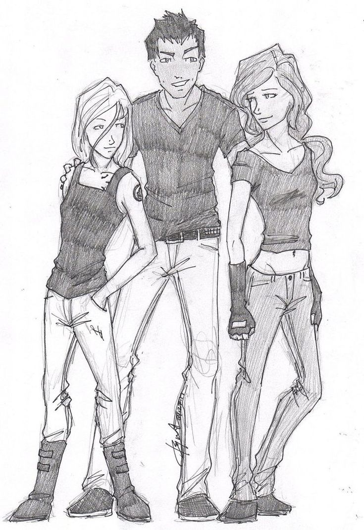 Day 7) my favorite friendship is Tris, Uriah, and Marlene. More so Tris and Uriah. They are close but not romantically and are hilarious together.