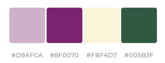 Pink Lavender color inspo, wedding planning