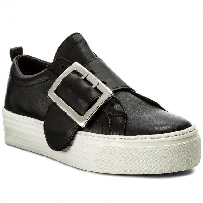 Sneakersy Bronx 66047 Aa Bx 425 Black 1 Bronx Black Shoes