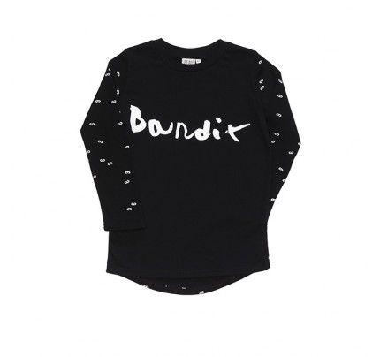 Beau LOves Long Sleeve Fin Bandit T-Shirt