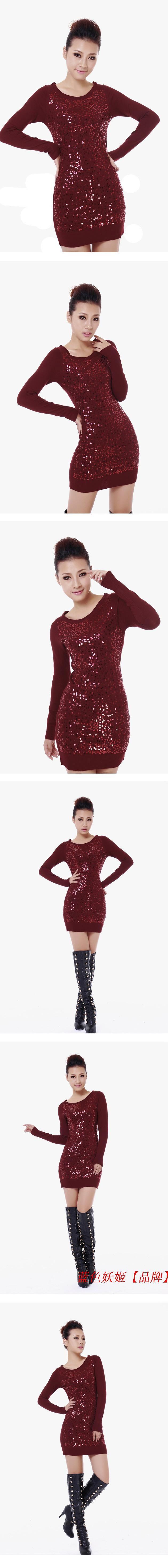 2016 классический горячий продавать частей свитер простой диких культивирования большой размер женских моделей шею длинным вязать свитер пальто праймера купить на AliExpress