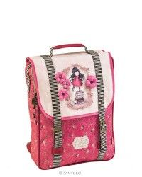 45 liber Gorjuss Backpack with Flap - New Heights