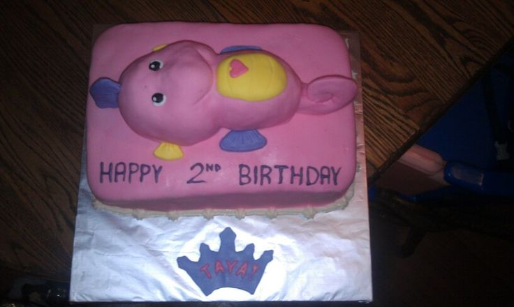 Tayas 2nd birthday