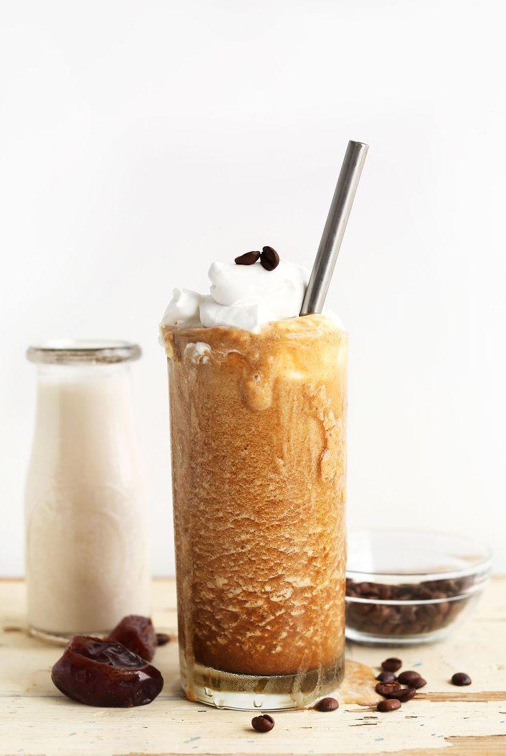 Caramel Frappuccino | Minimalist Baker