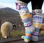 Image result for how to crochet decorative over the knee socks
