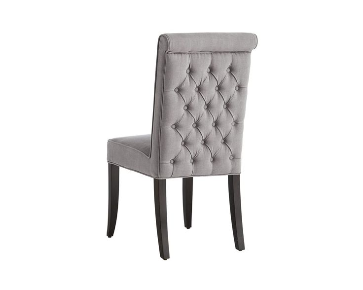 BARON DINING CHAIR VINTAGE LINEN GREY FABRIC Dining Chairs Dining Products   Ponad 1000 pomys w. Oakley Transitional Dining Chair   makitaserviciopanama com