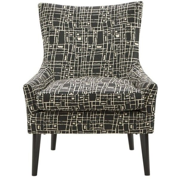 Pereyra Armchair ($174) ❤ Liked On Polyvore Featuring Home, Furniture,  Chairs,