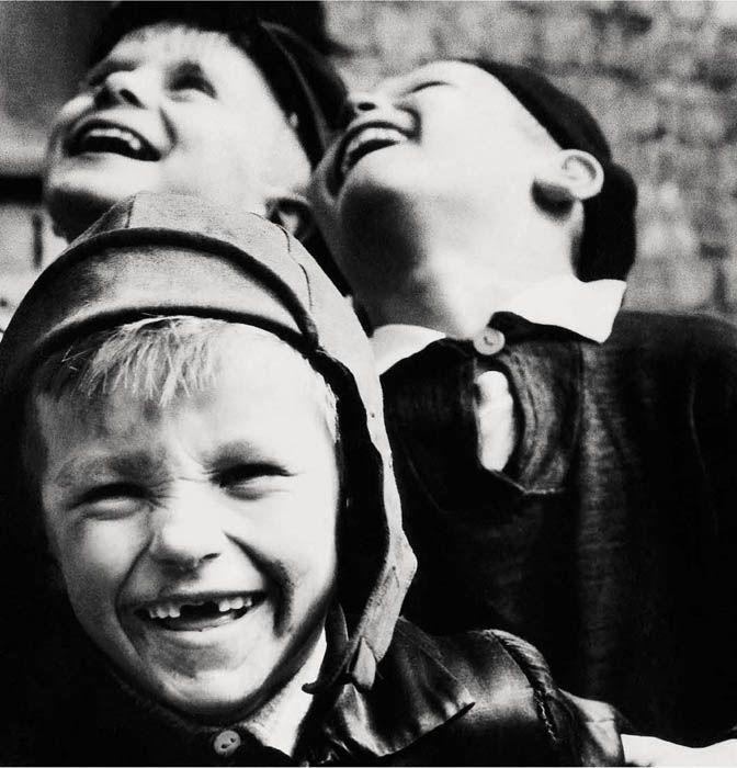 "Zofia Rydet photograph of the ""little man"", Poland, 1960"
