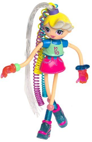 Betty Spaghetti (I was addict to these dolls!)