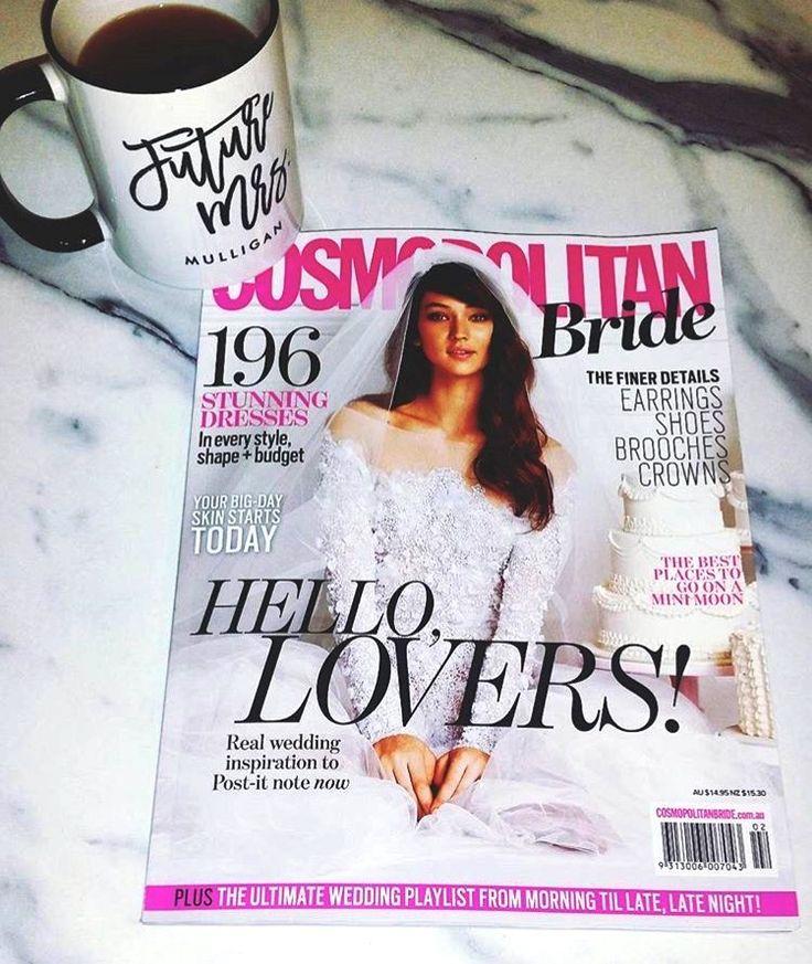 Cosmo Bride: the best bridal mag according to A Bride's Advice.com