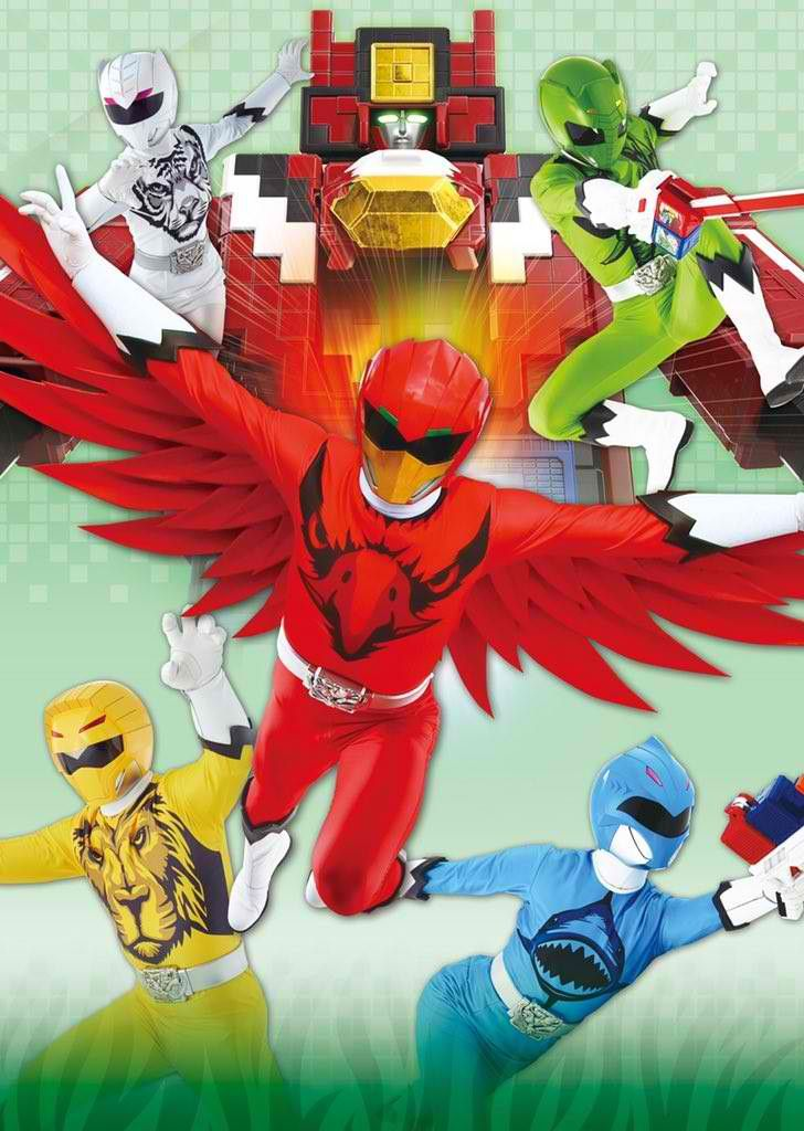 HEROScoop: Doubutsu Sentai Zyuohger: Cast, Crew, Summary and Teaser Trailer Released
