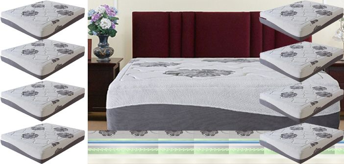 Contemporary Olee Sleep 12 Inch I Gel Top Tencel Memory Foam Mattress Review - Elegant best mattress reviews Awesome