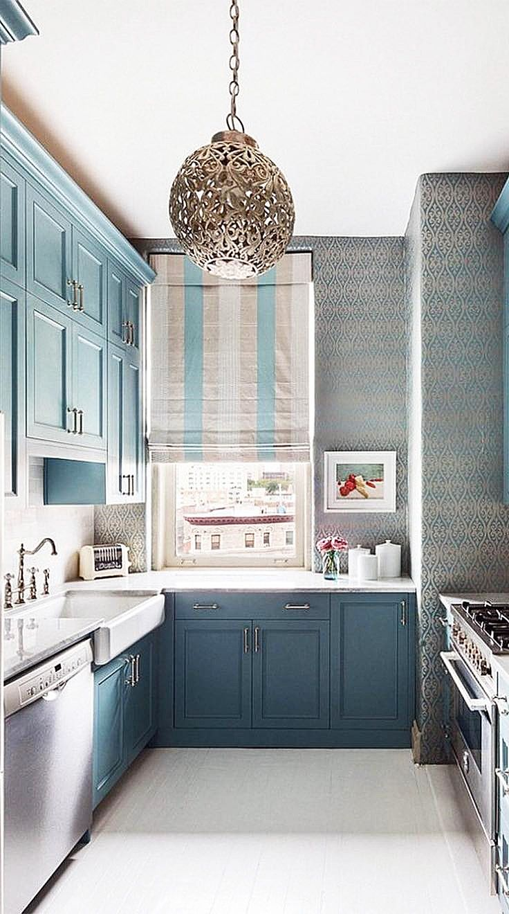 32 Small Modern Kitchen Remodeling Ideas Page 22 Of 32 Womens Ideas Modern Kitchen Remodel Small Modern Kitchens Modern Kitchen Renovation