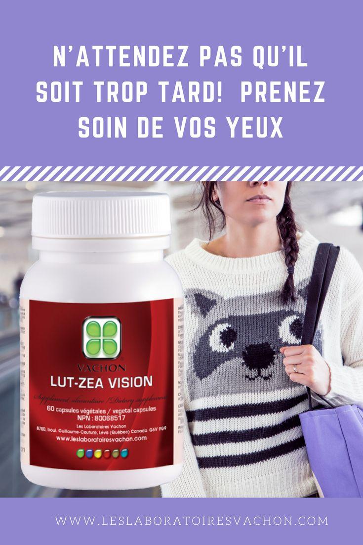 Saviez-vous que le SVI (Syndrome Visuel Informatique) touche 7 personnes sur 10?  Que les personnes de moins de 60 ans passent en moyenne 8 heures par jour devant un écran?     Il est donc essentiel de faire de la prévention pour la santé de ses yeux.  Lut-Zéa Vision contient de la lutéine qui assure une protection de la macula (zone centrale de la rétine) par un rôle de filtre de la lumière et par une action antioxydante.  La zéaxanthine soutient la vision due à la partie centrale de la…