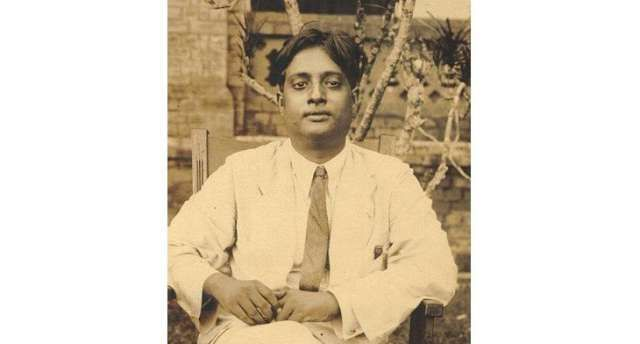 Satyendra Nath Bose ... ardent nationalist and a devout Hindu. (Falguni Sarkar/The S N Bose Project/Wikimedia Commons)