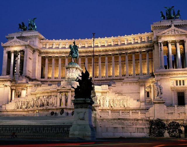 Travel & Adventures: Rome ( Roma ). A voyage to Rome, Italy, Europe - Imperial Forums, Colosseum, Vatican, Piazza Navona, Villa Borghese...