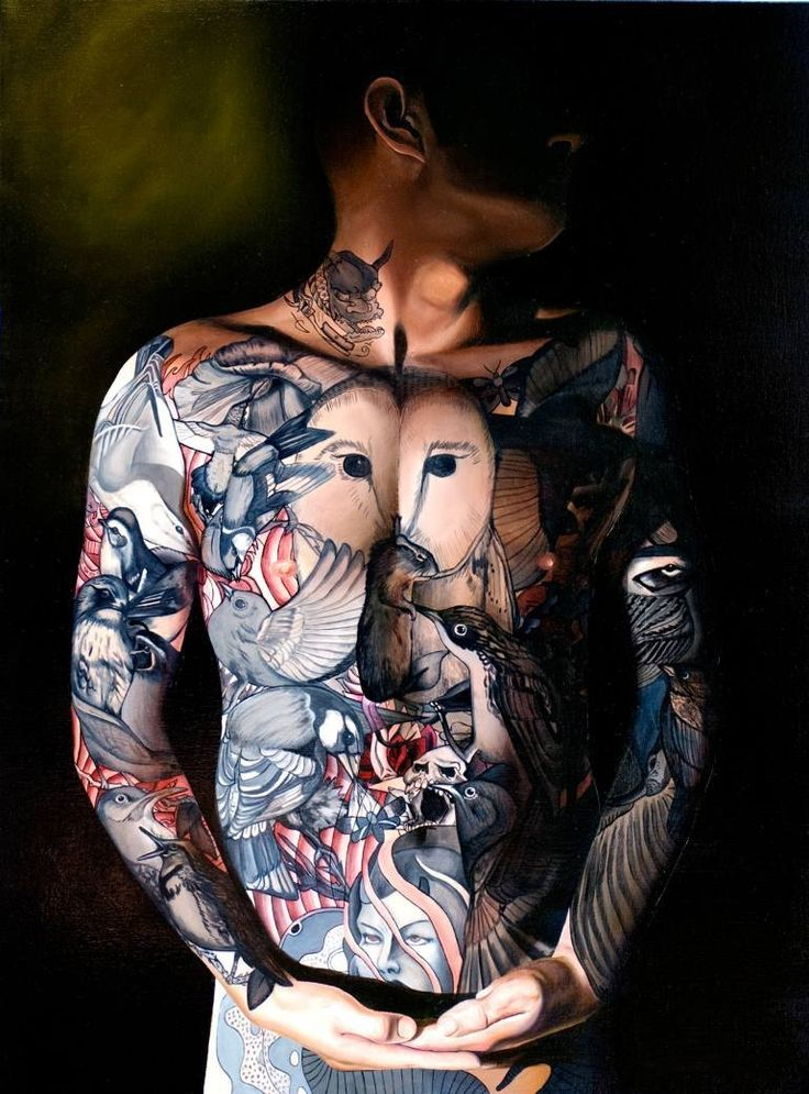 tattoos and their acceptance into society Should tattoos have more acceptance in the  away scads of young people because they have tattoos on their faces,  the entire world into nw.