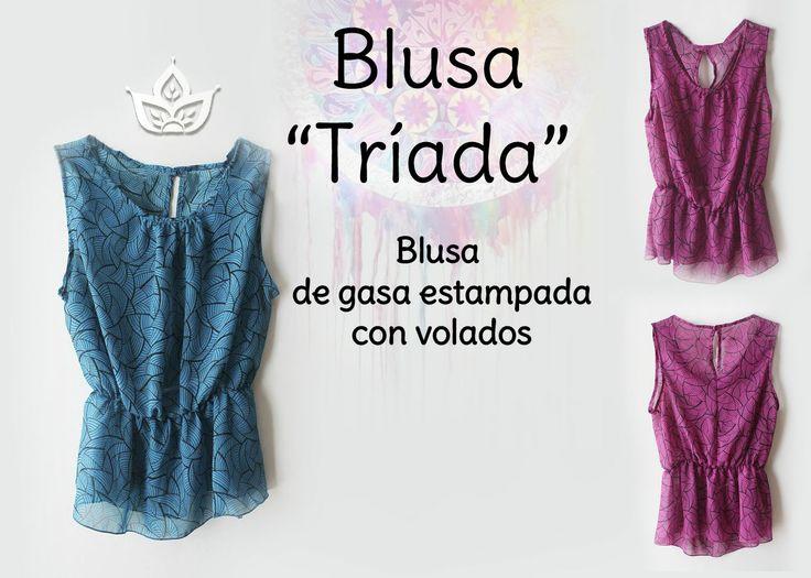 """Blusa """"Triada"""""""