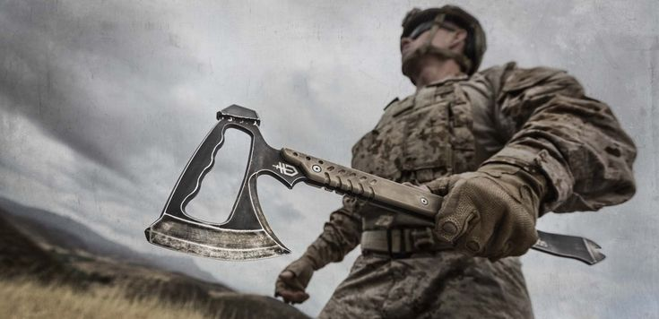 Gerber Tactical Gear Downrange Tomahawk