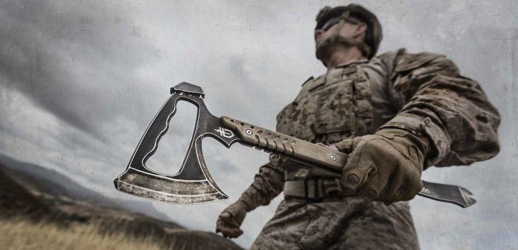 Gerber Tactical Gear Downrange Tomahawk