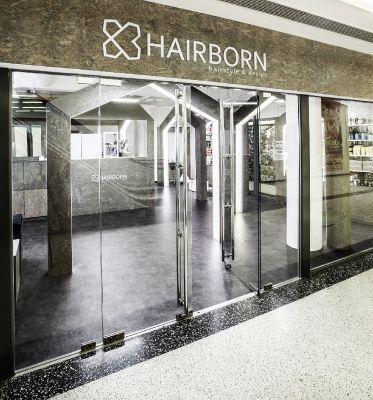 HAIRBORN recepce