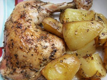 Grecki kurczak