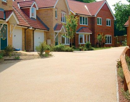 Resin Bound Driveways, Tarmacadam Driveway, Playground Flooring, Muga Pitch, Road Surfacing Contractors