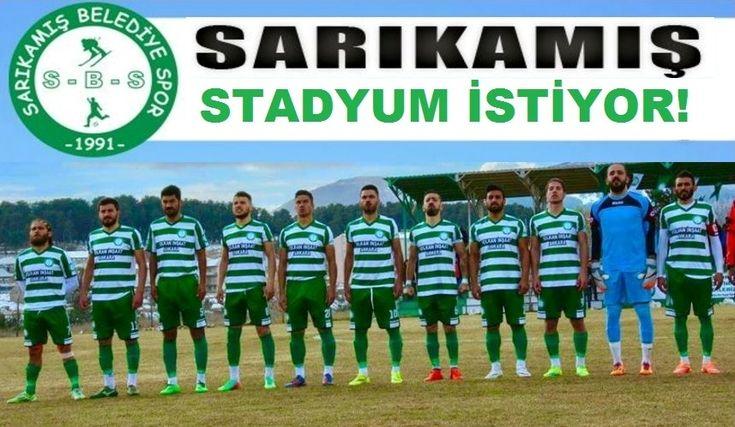 Sarıkamış Belediyespor Stadyum İstiyor!