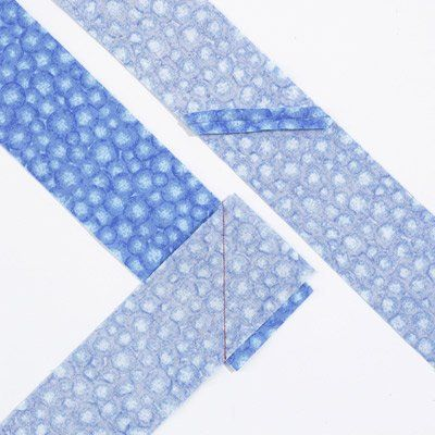 A staple for every quilter, learn the double-layer (French fold) binding method to complete you quilt's edges. It's easy to do and adds durability to your finished quilt.