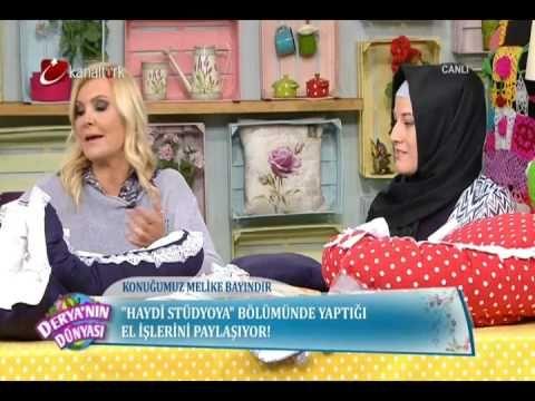 Melike BAYINDIR - Derya'nın Dünyası - YouTube