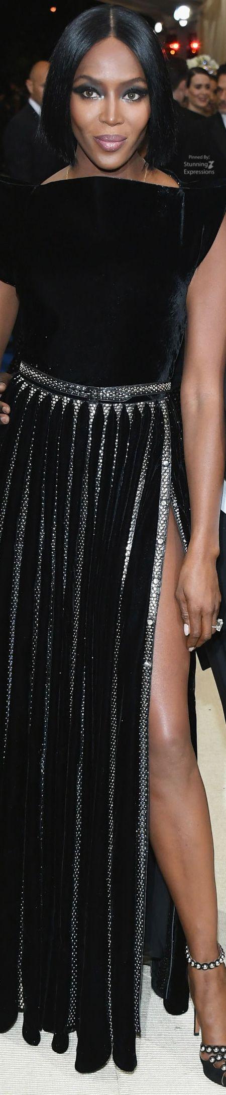 Naomi Campbell - MET Gala 2017