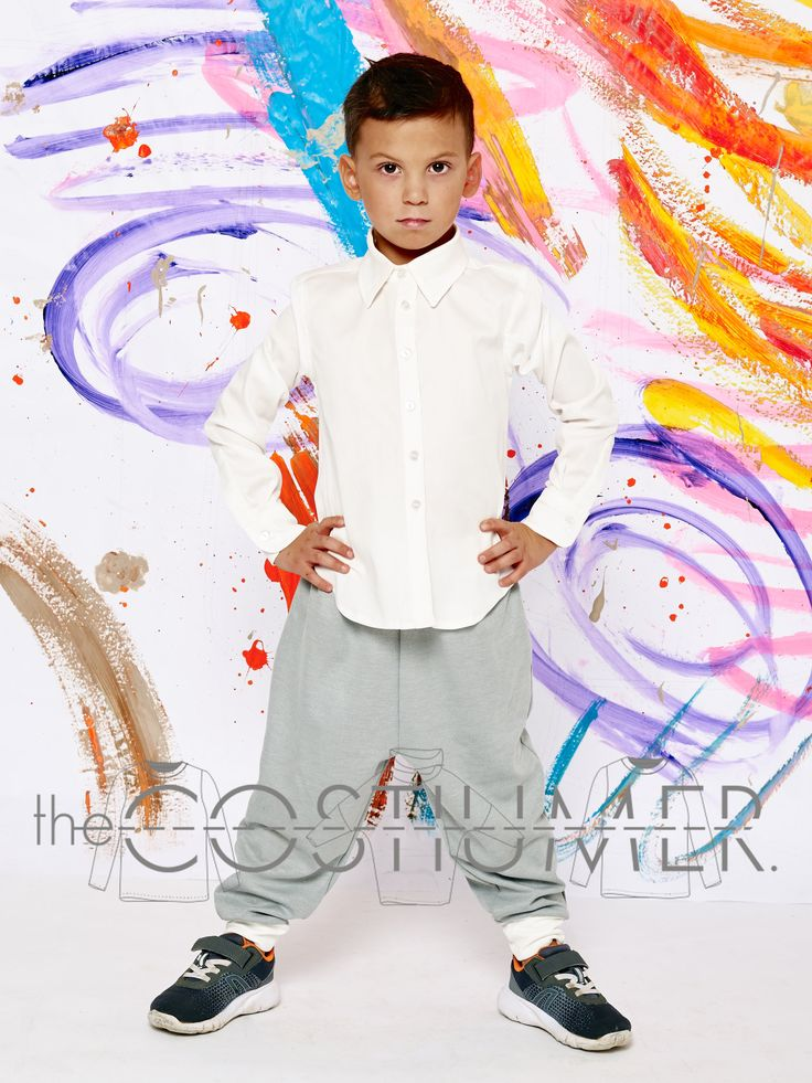 kids - fashion - patterns - shirt - sew- sewing  DIY  http://thecostiumer.shoplo.com/