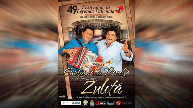 Divulagada programación del 49 Festival de la Leyenda Vallenata ...