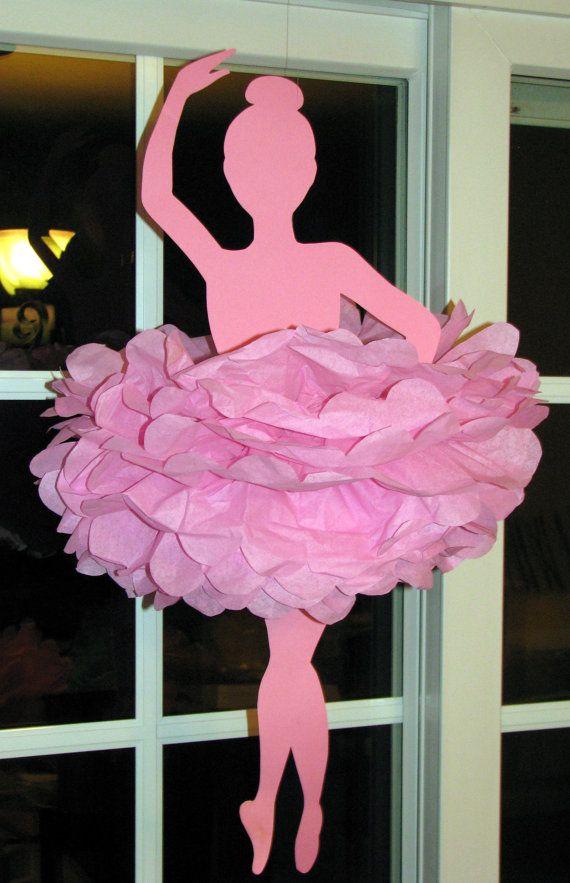 Kit de Bailarina Ballet Bailarina princesa por TheLittlePartyShopNY                                                                                                                                                      Más